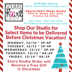 Square Heart Shops