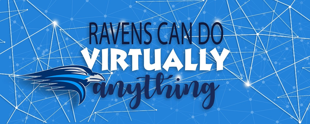 Ravens Can Do Virtually Anything Banner
